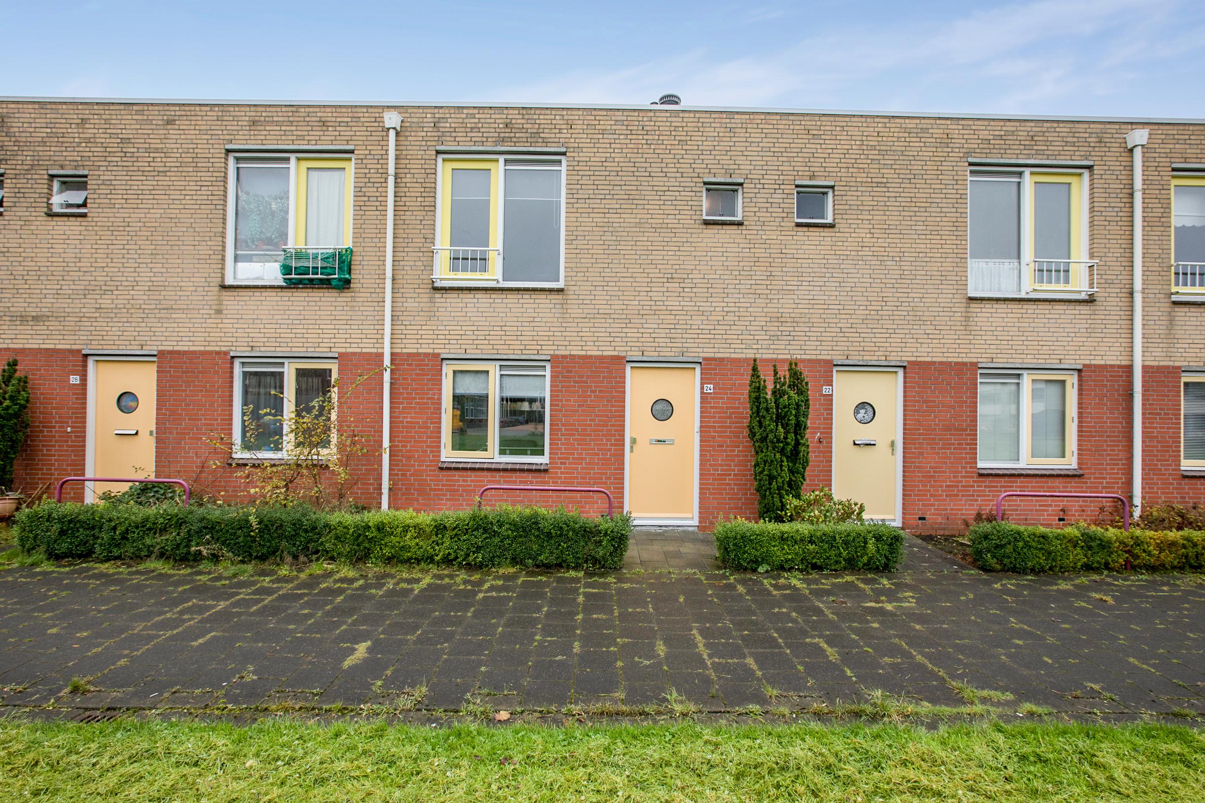 J.F. Kennedystraat 24 – Groningen